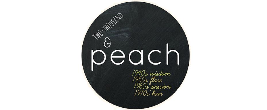 2000&peach