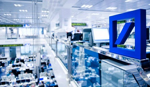 Bureaux Deutsche Bank