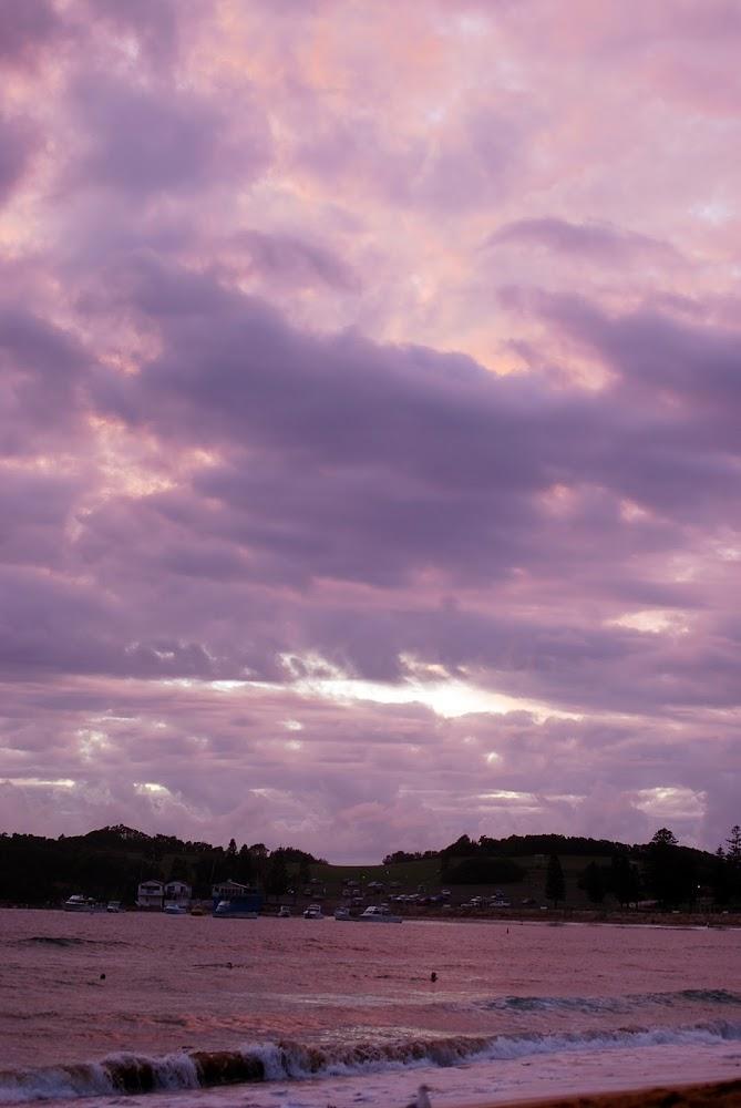 Sunrise Sunset Photoshoot Terrigal NSW