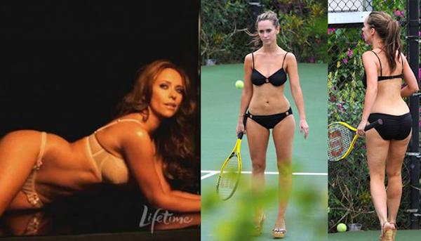 Celebrities con y sin photoshop