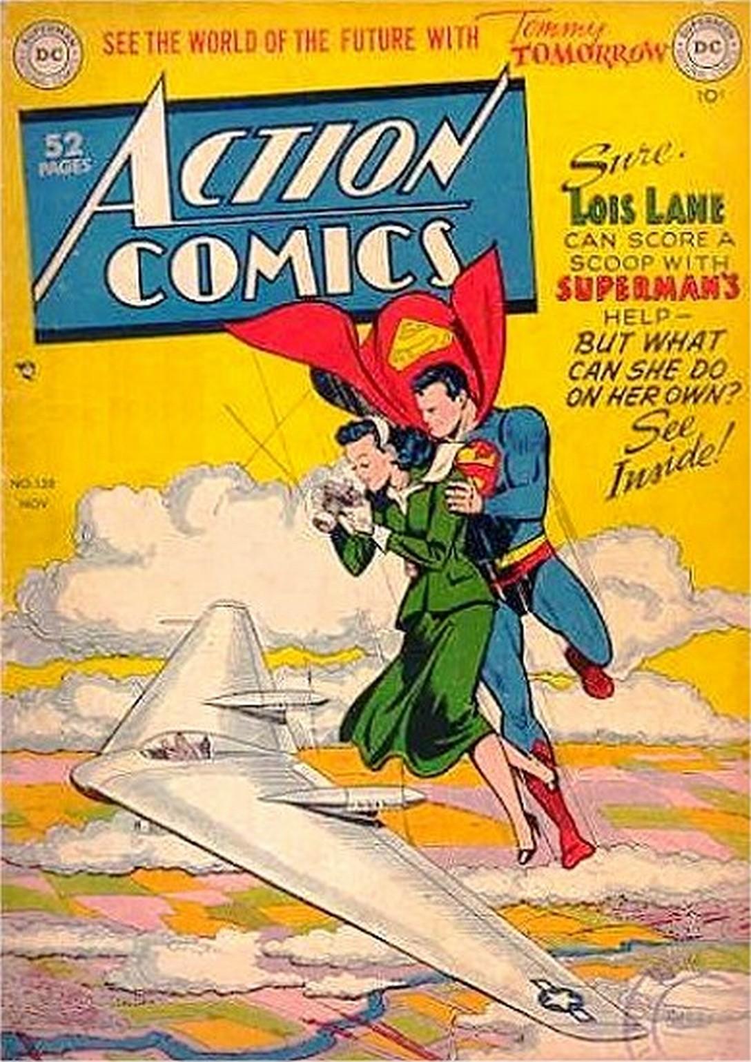 Action Comics (1938) 138 Page 1