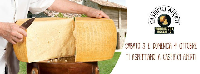 parmigiano reggiano caseifici aperti