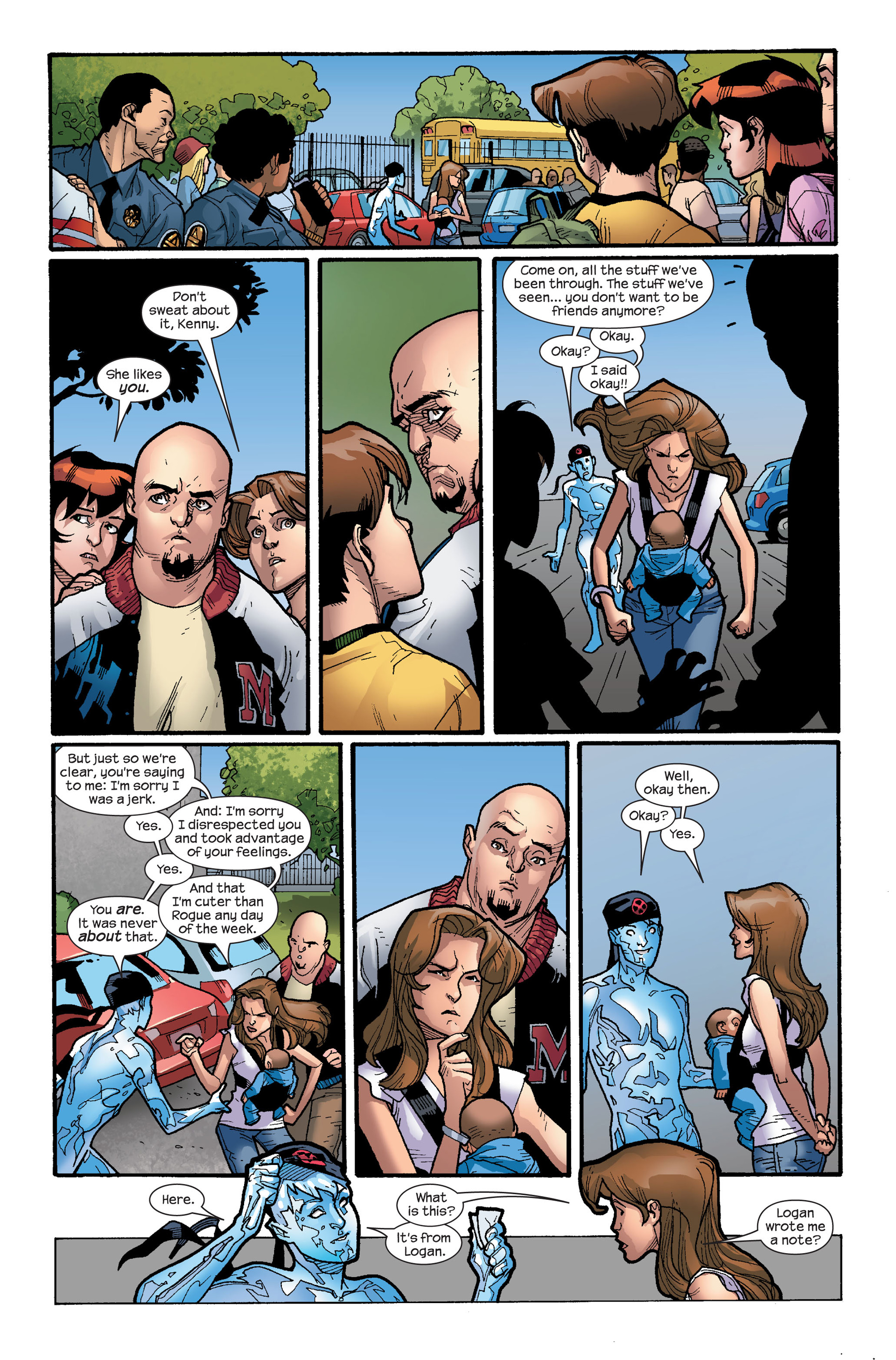 Ultimate Spider-Man (2000) Issue #118 #122 - English 16
