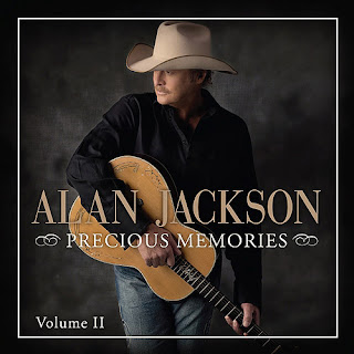 CD - Alan Jackson – Precious Memories – Volume 2 (2013)