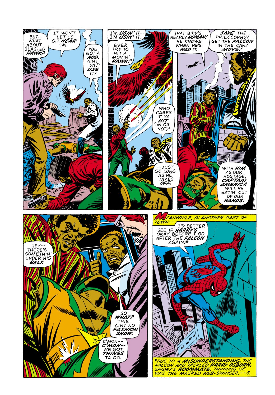 Captain America (1968) Issue #138 #52 - English 5
