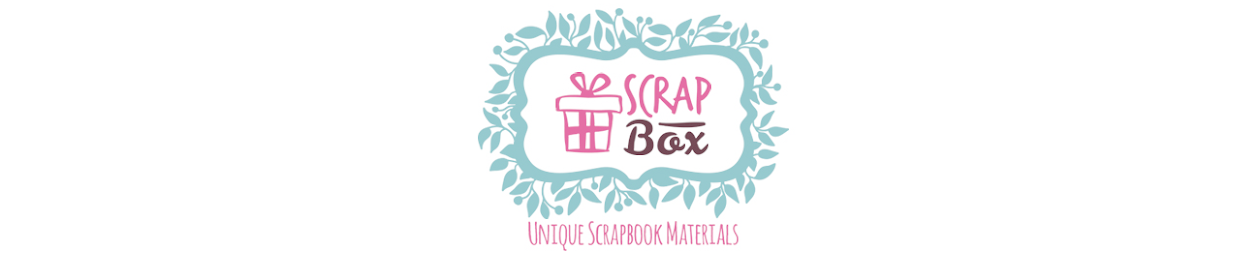 ScrapBox - уникальные материалы для скрапбукинга