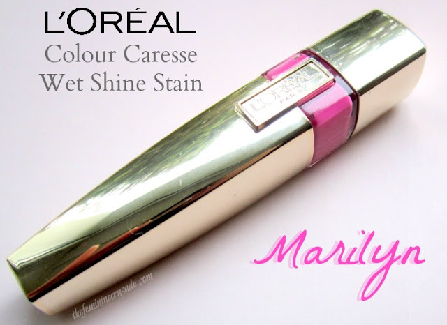 Picture of L'Oreal Colour Caresse Wet Shine Stain in 'Marilyn'