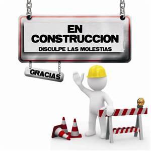página en construcción