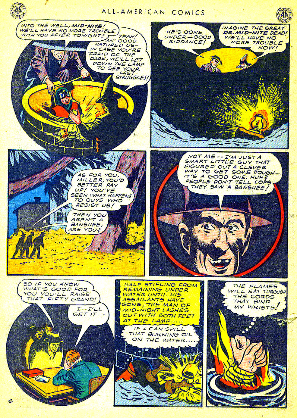Read online All-American Comics (1939) comic -  Issue #65 - 24