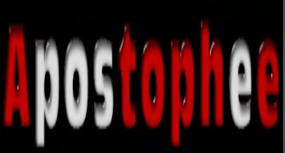 Apostrophee