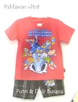 baju kartun anak