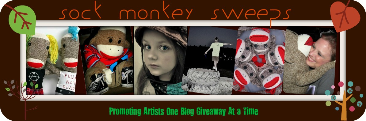 Sock Monkey Sweeps