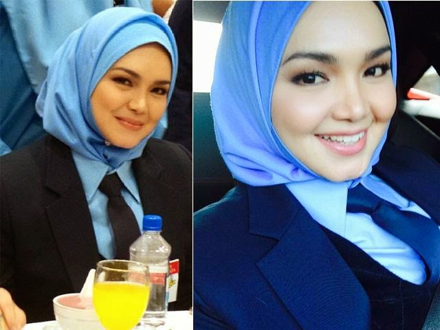 Dato Siti Nurhaliza Kurang Senang Dengan Laporan Utusan Malaysia