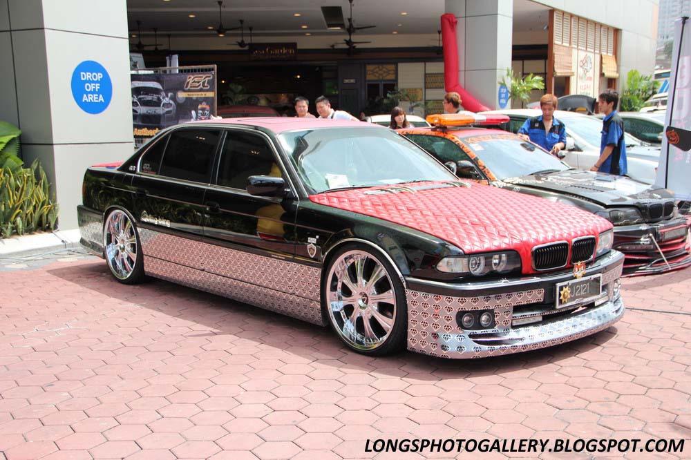 VIP style BMW E38 7-Series