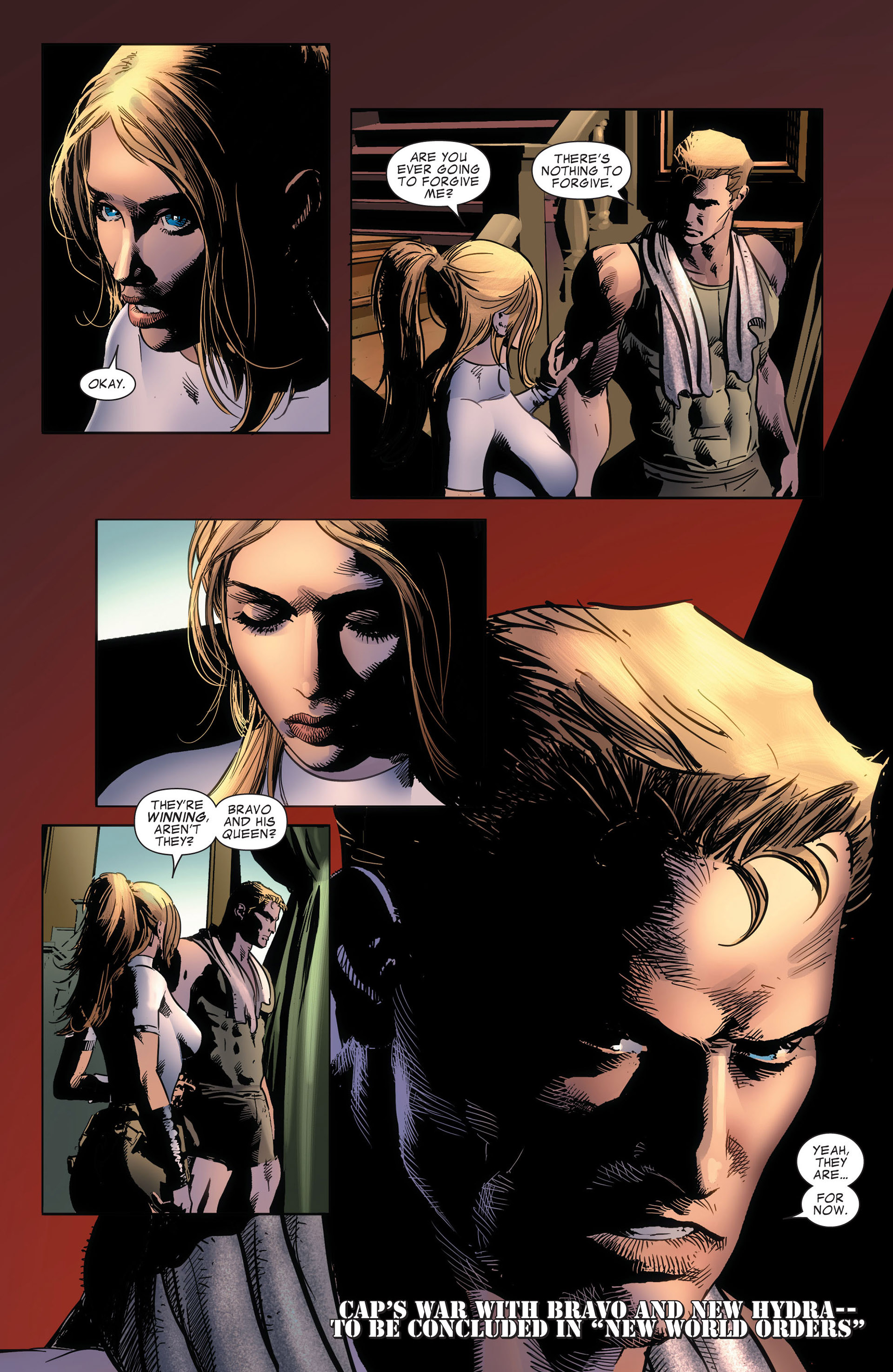 Captain America (2011) Issue #14 #14 - English 22