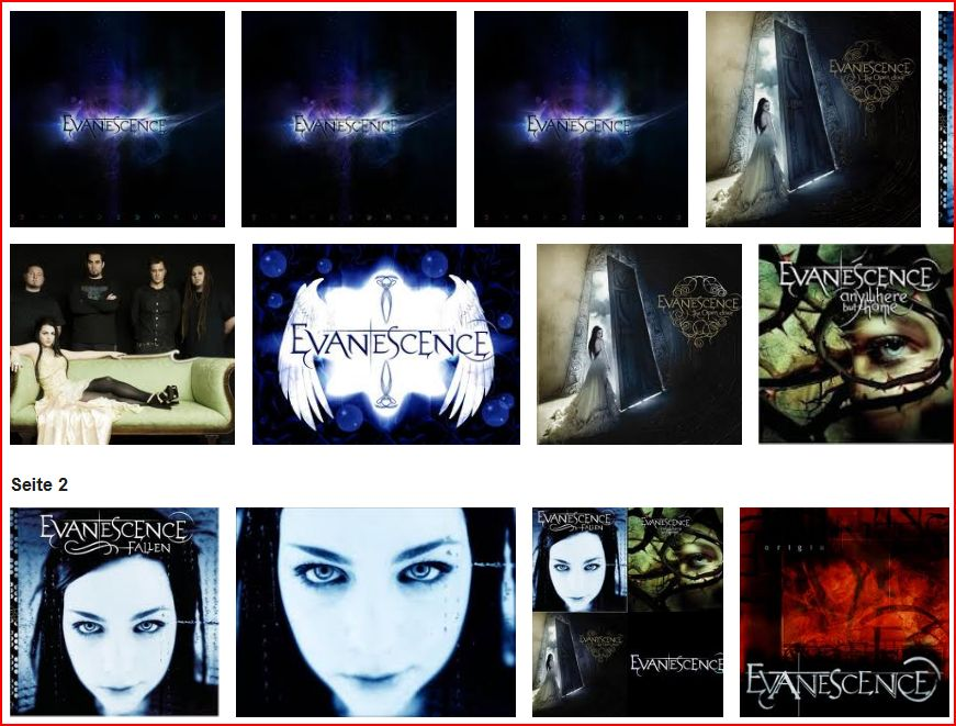 Welcome to Mossad-ALF´s funny little blog...: shannon ... Evanescence Album Cover 2013