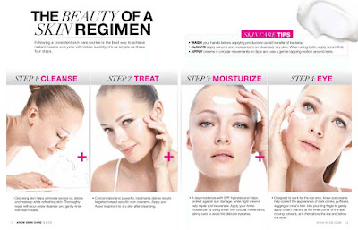 To Make Your Skin Avon Beautiful
