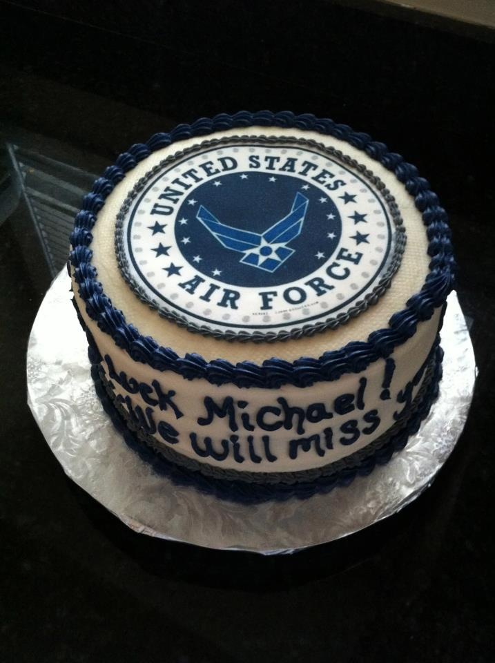 air force cake