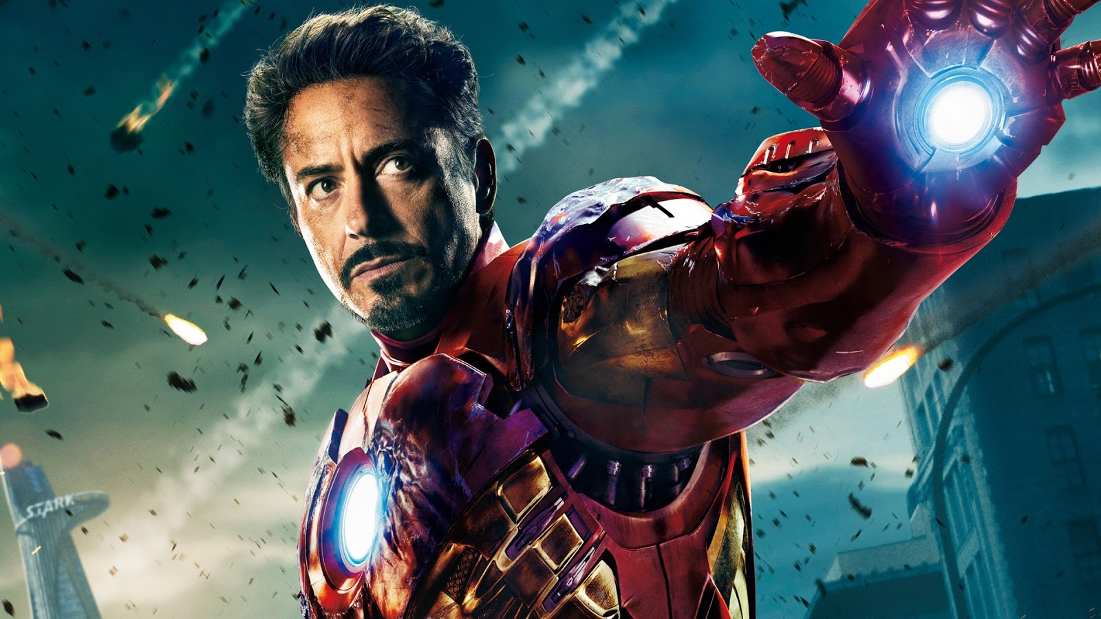 Awesome Iron Man Pictures HD Widescreen
