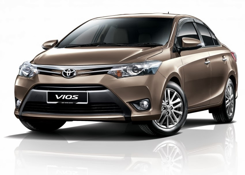 Malaysia Motoring News: Toyota Vios 2013 Arrived in ...