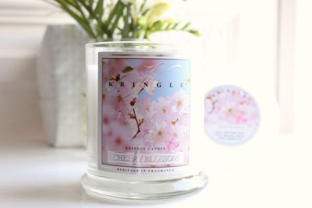 Kringle Candle Cherry Blossom