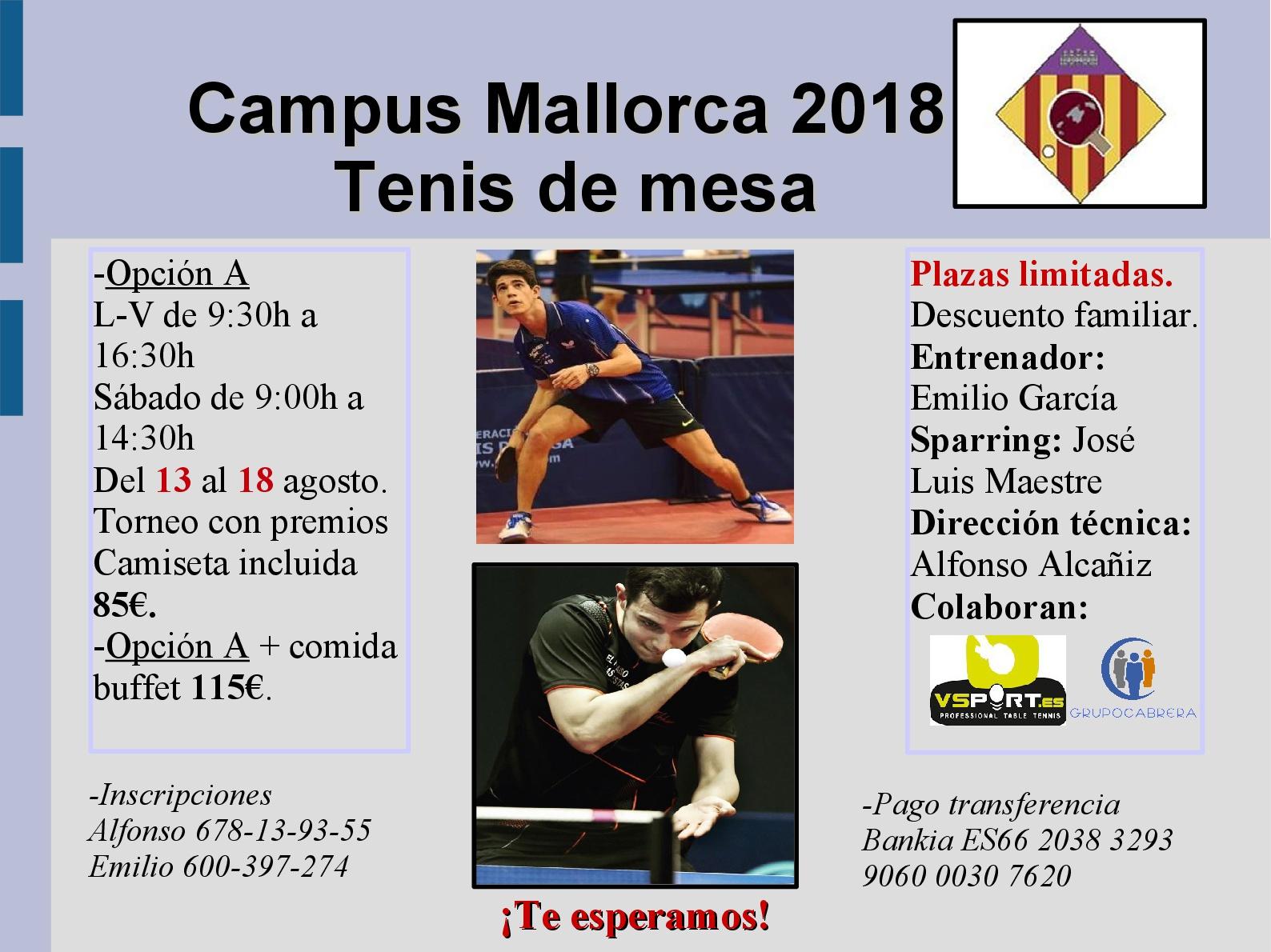 Campus Estiu Mallorca