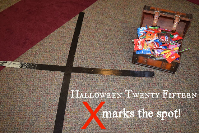 While I'm Waiting - Halloween 2015 - X marks the spot