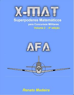Livro X-MAT 2: AFA por R\$76,60!