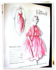 Vintage Magazine Ad for B Altman & Co