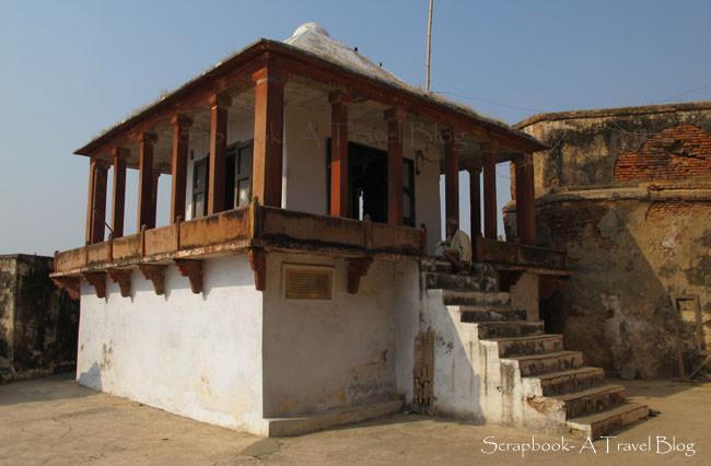 Veda Vyasa Mandir Ramnagar Fort Varanasi