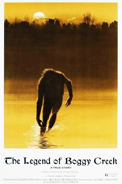 The Bloody Pit of Horror: Legend of Boggy Creek, The (1972) The Legend Is True Boggy Creek