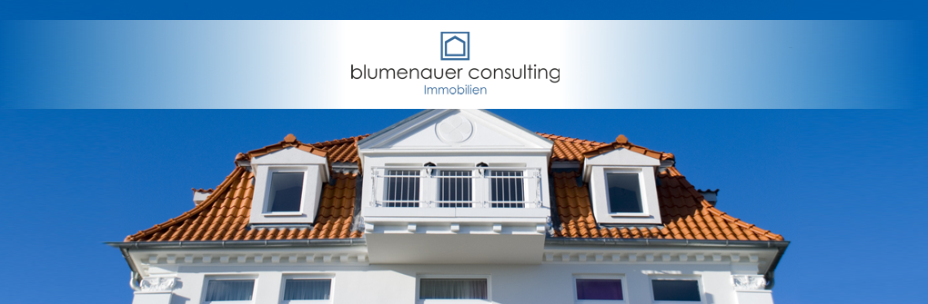 blumenauer consulting, Immobilien