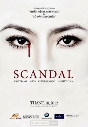 Scandal Bí Mật Thảm Đỏ