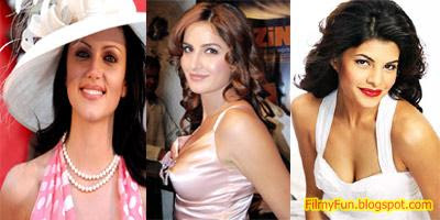 Hottest Foreign Actresses in Bollywood_FilmyFun.blogspot.com