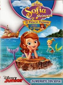 La Princesa Sofia: El Palacio Flotante