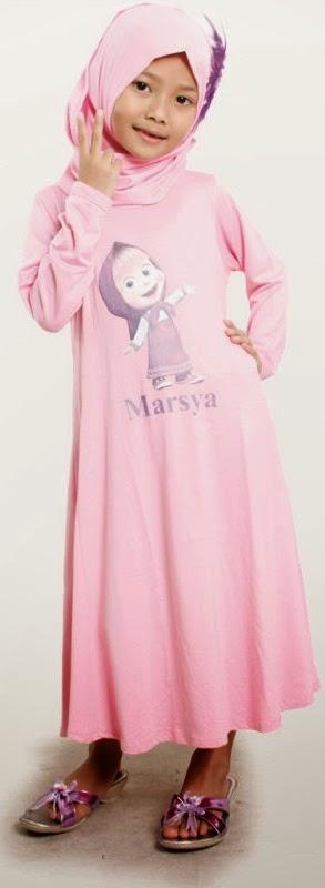Baju Muslim Anak Koko Dan Gamis