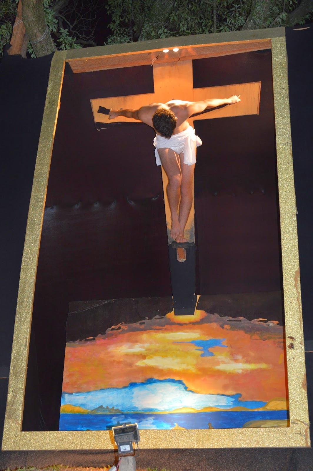 Live Paintings Jesus