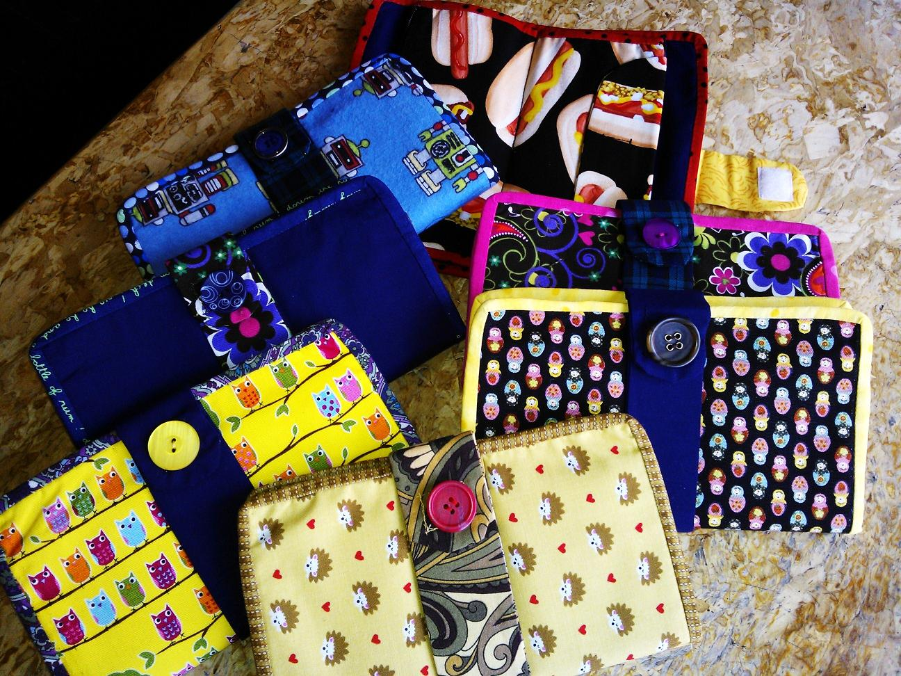Locally made SUPER WALLETS!