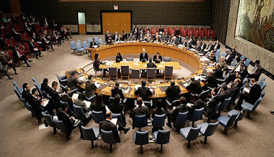 Ukraine became a non-permanent member of the UN Security Council