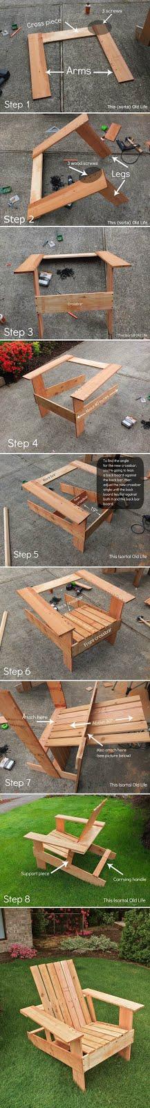 Reutilize madeira pallet