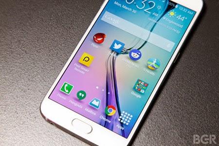 Galaxy S6 Edge dính thêm hai lỗi mới