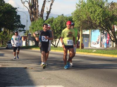 Caminata inicio de la Semana del Profesor Universitario 2015