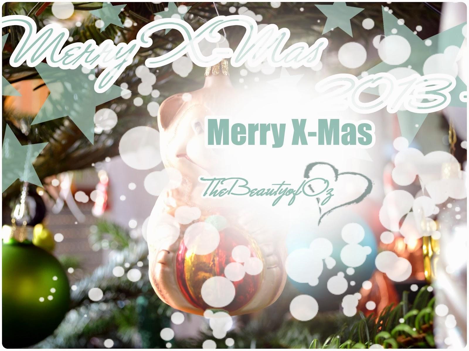Merry X-Mas 2013