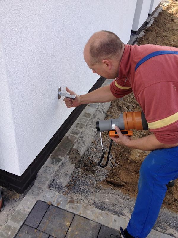Bautagebuch zu unserem Traumhaus Jette Joop Europe  ~ Wasserhahn Joop