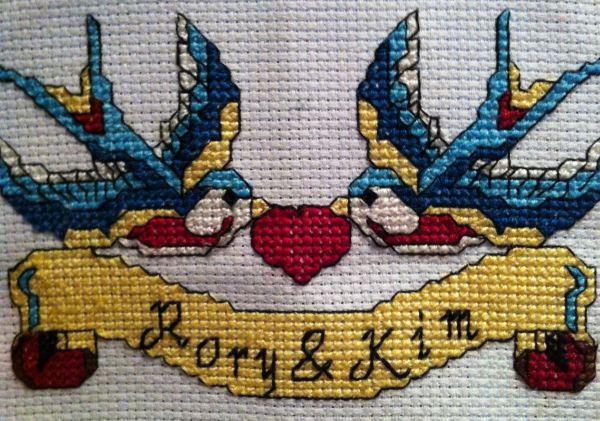 New xbox cross stitch pattern pattren