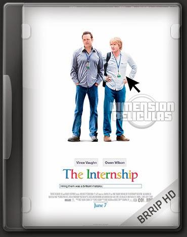 The Internship (BRRip HD Ingles Subtitulada) (2013)