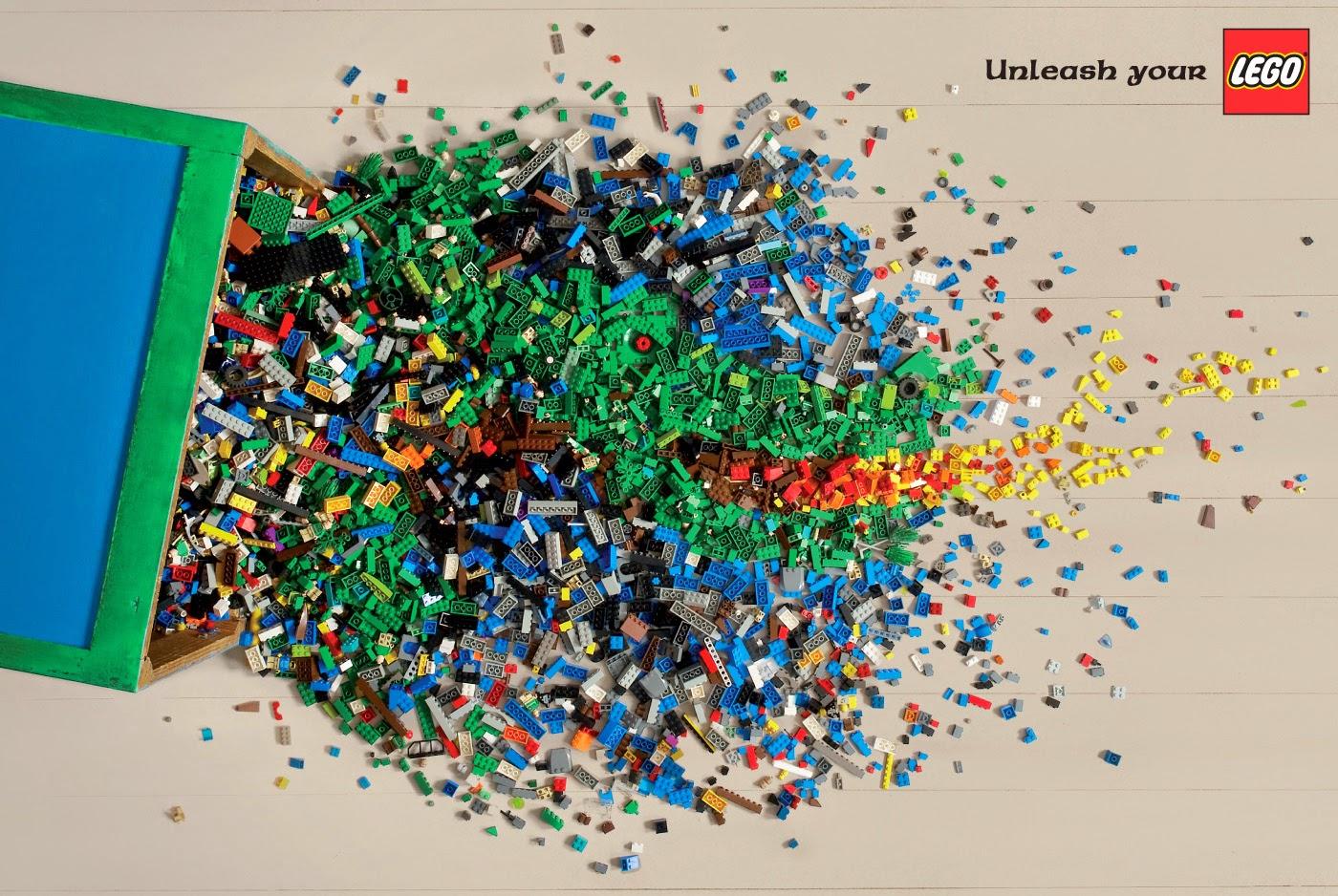 Peças de Lego
