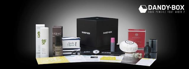 5 DandyBox à gagner