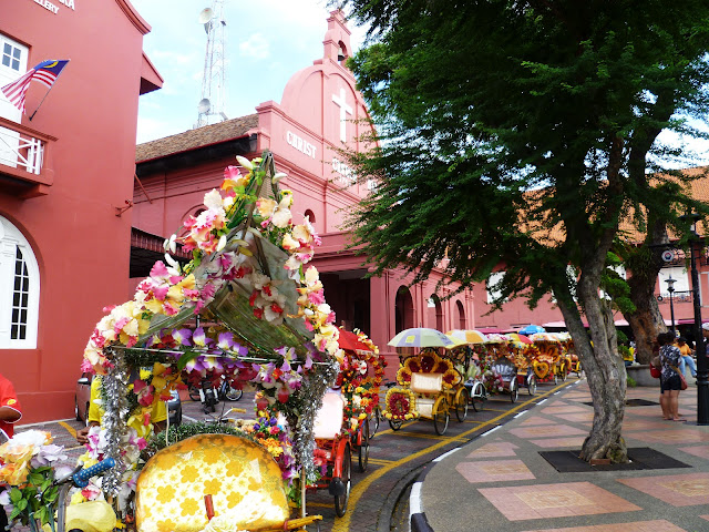 red dutch square malacca