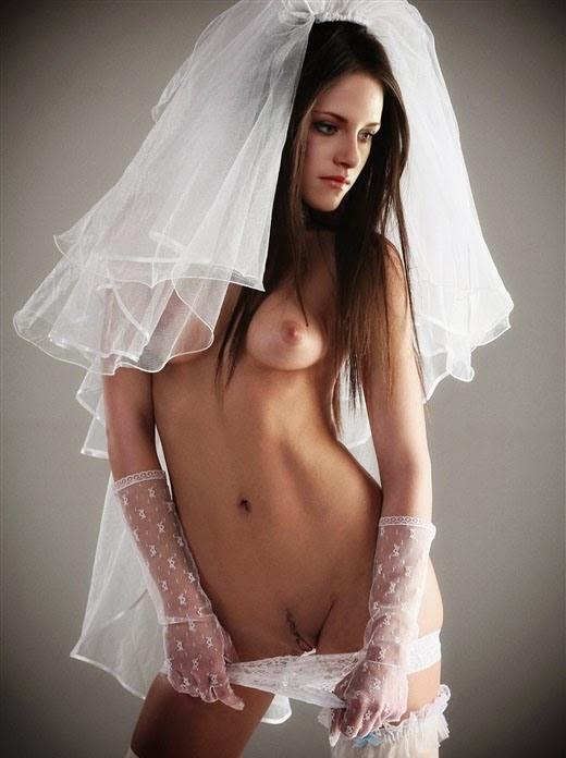 Kristen Stewart, contempla sus fotos desnuda sin